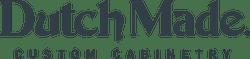 DutchMade Custom Cabinetry Logo