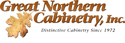 GreatNorthern Cabinetry Inc. Logo